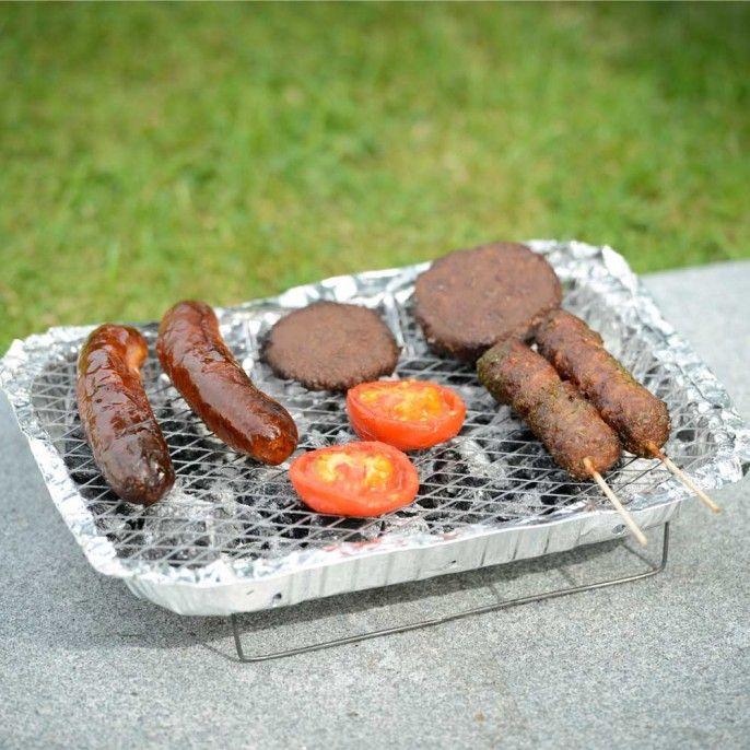 DISPOSABLE BBQ | Poundstretcher