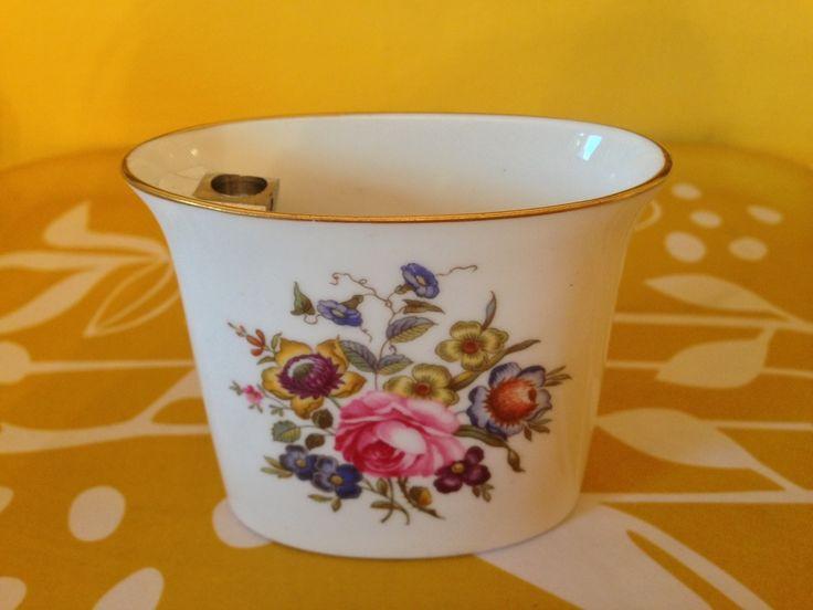 TEMPERÓWKA z FILIŻANKI!:-) Sugru rulez!:-) – Make a porcelain pencil sharpening potMake a porcelain pencil sharpening pot