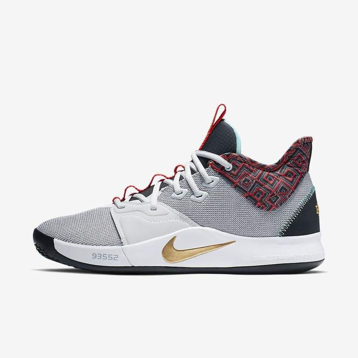 promo code e95e4 c2c31 Nike Basketball Shoe PG 3 BHM