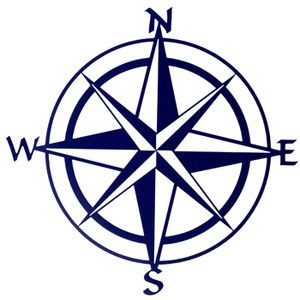 painting a compass rose on a ceiling - Google Search