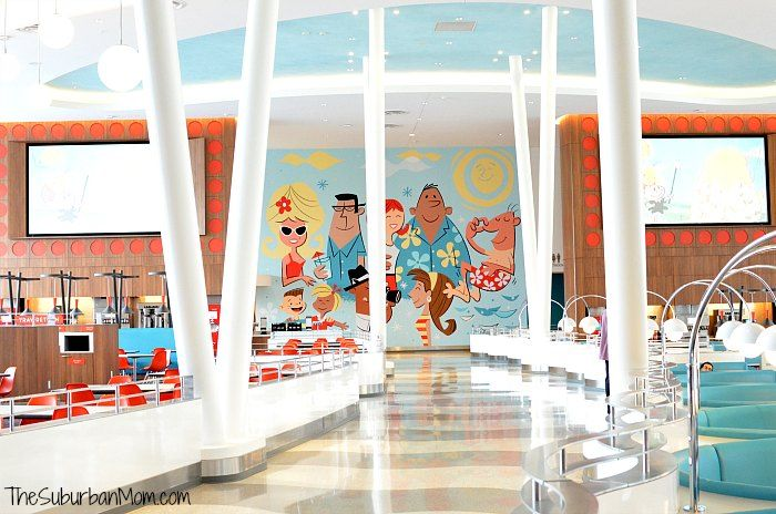 7 reasons to stay at Cabana Bay Beach Resort. They also have shuttles to DISNEY