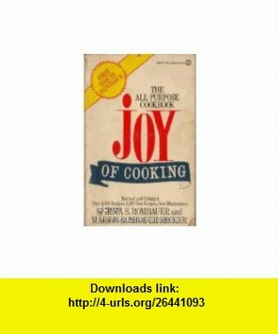 Joy of Cooking 1971 Edition Irma S. Rombauer ,   ,  , ASIN: B001GPTW4I , tutorials , pdf , ebook , torrent , downloads , rapidshare , filesonic , hotfile , megaupload , fileserve