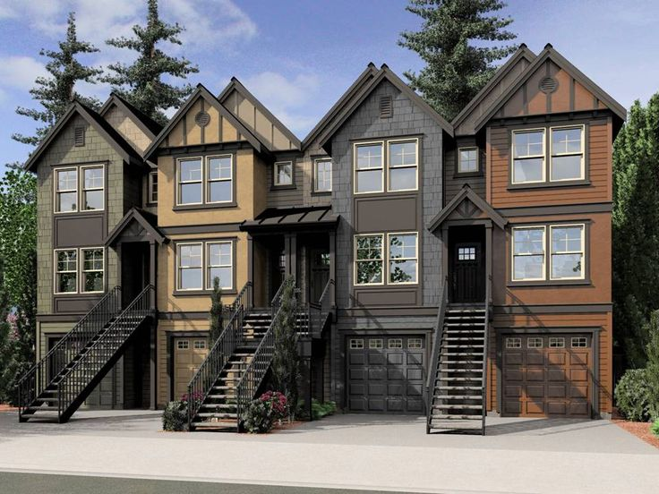99 best images about lyons affordable replacement housing for 4 plex designs