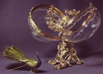 The Peacock Fabergé Egg, 1908