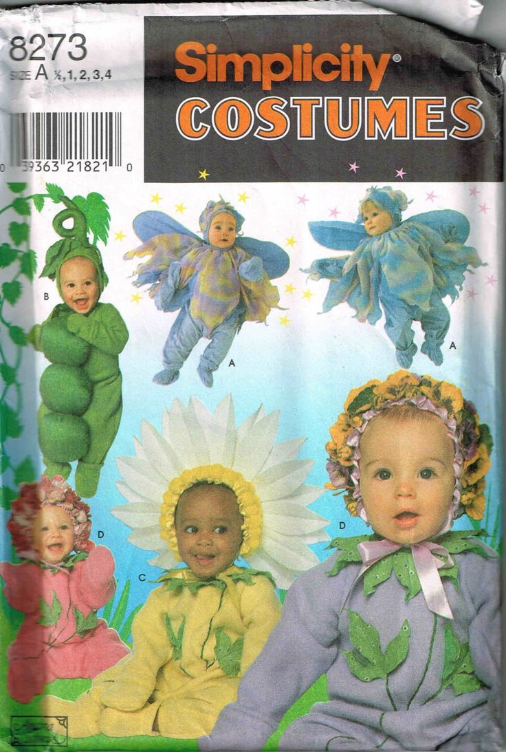 86 best Children Halloween Costumes Sewing Patterns images on ...