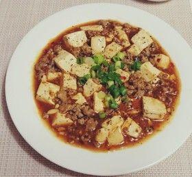 簡単♪本格四川麻婆豆腐を我が家の食卓に!