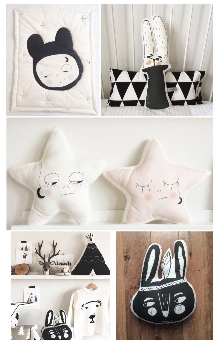 Horse shaped pillows for children - Amayadeeme Kids Pillowsbaby