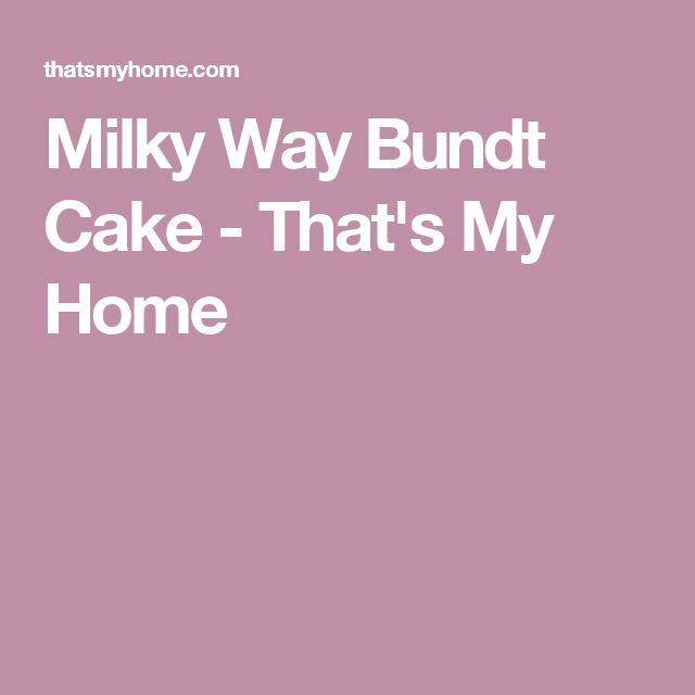 Candy Milky Way Cake Recipe Further Simple Boxed Chocolate German Cake ...