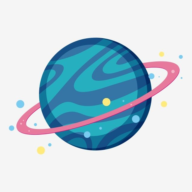 Planet Planet Hand Hand Painted Hand Painted Planet Galaxy Clipart Milky Way Galaxy Planet Png And Vector With Transparent Background For Free Download Galaxy Planets Milky Way Planet Vector