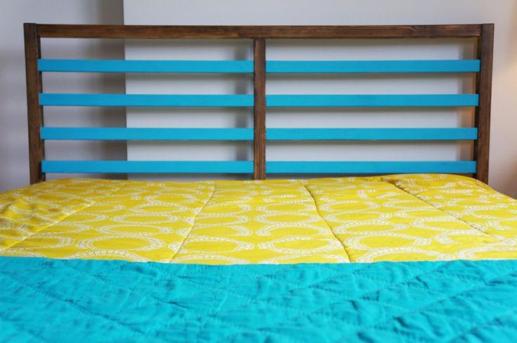 Raumteiler Schiebevorhang Ikea ~ Ikea Tarva Bed Paint Transform Ikea 39 s Tarva Bed