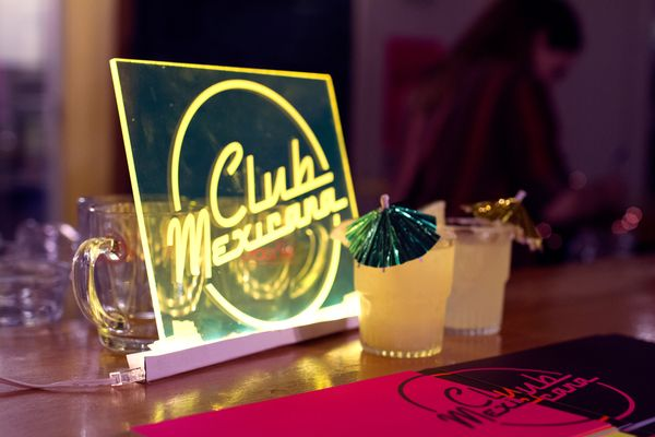 Club Mexicana: Vegan popup supper club