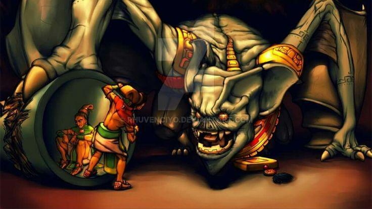 Los gemelos mayas que vencieron a los señores de la muerte - Aunque buena parte del Popol Vuh trata de varios intentos de creación del mundo por los dioses mayas, también describe las aventuras de dos grupos de gemelos. La historia comienza cuando dos hermanos, Hun Hunahpú y Vucub Hunahpú, son convocados al mundo inferior de Xibalba por sus crueles jefes. Al llegar, los hermanos fracasan en todas las tor tuosas pruebas hasta que finalmente son vencidos por los dioses en el juego de pelota y…