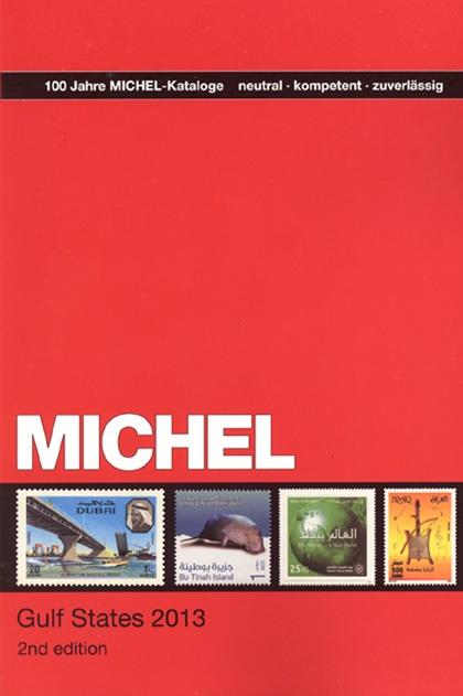 Michel Briefmarken-Katalog Golfstaaten 2013