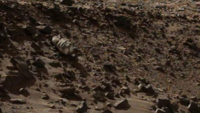 Тайны Планеты: Уральский радиолюбитель нашел на Марсе атомную бом...