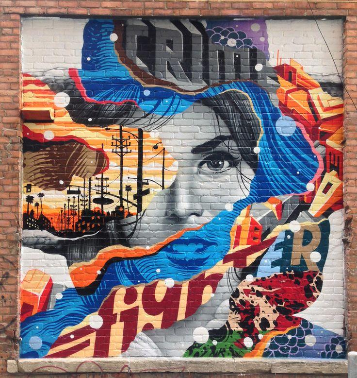 Retour sur le travail Tristan Eaton, une des références absolues de street-art américain. Qui est Tristan Eaton ? Véritable maître du street-art, Tr