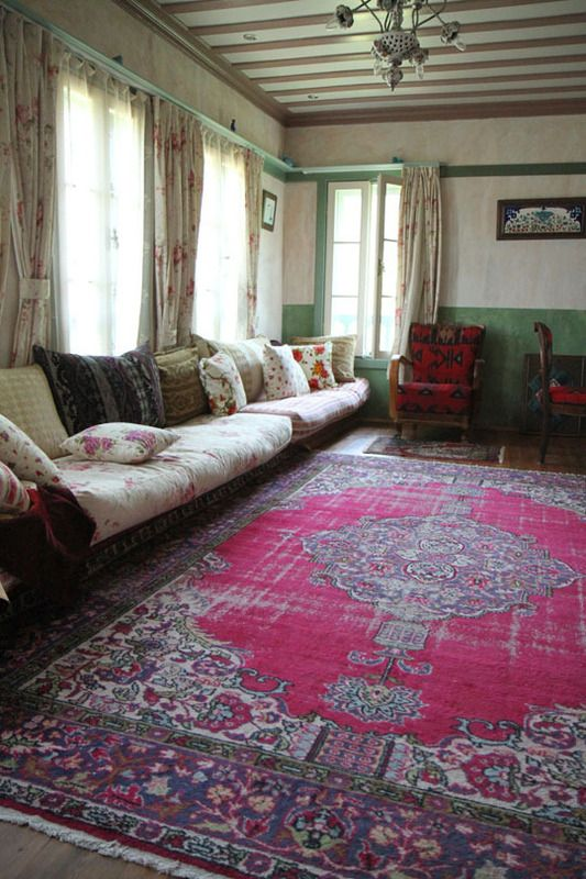 Nisanyan House Hotel In Turkey Via Apartment Therapy