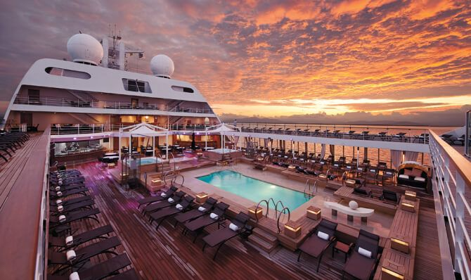 Luxury Cruises, Seabourn Cruise Line