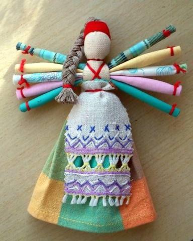 Лялька-багаторучка