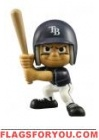 "Rays Lil' Teammates Series 2 Batter 2 3/4"" tall"