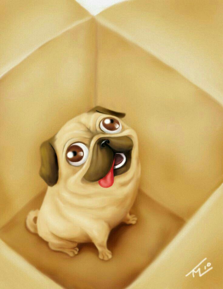 Смешные картинки с животными мультяшными и надписями