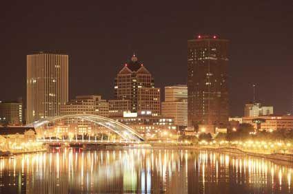 Rochester, NY.