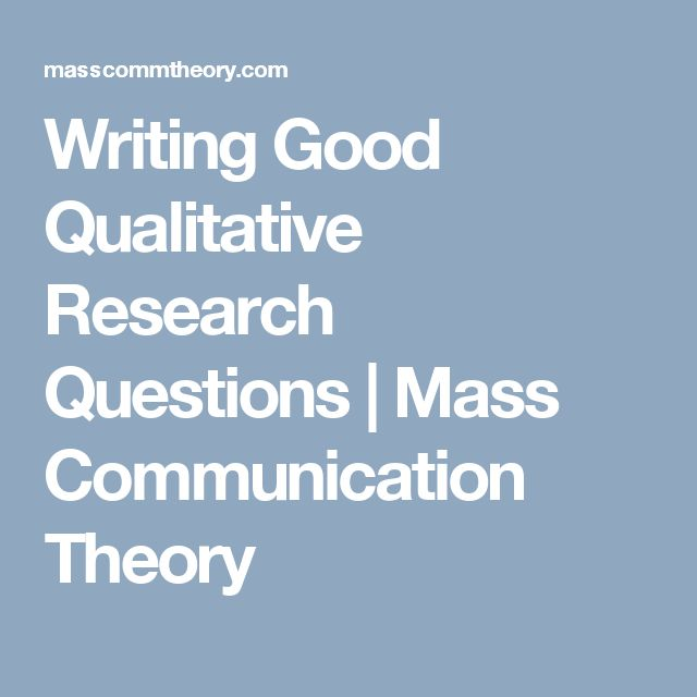 Good thesis writing quantitative research proposal