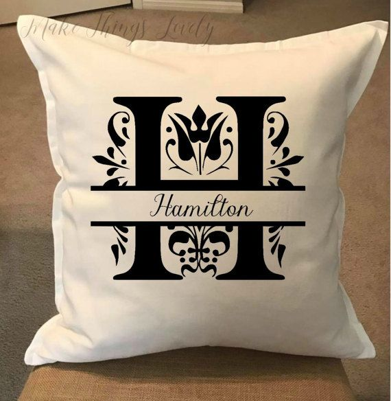 17 Best Ideas About Personalized Pillows On Pinterest