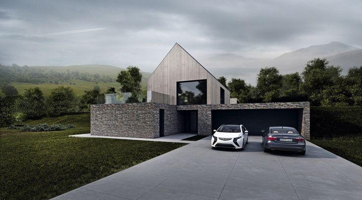 House in Sebeslavce