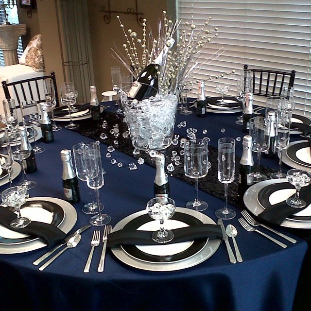 Champaign And Diamond Gala Easy Entertaining In 2019