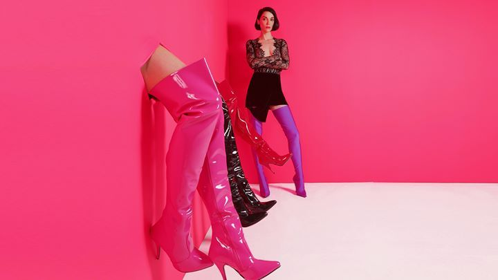 "Cat's Cradle Presents  St. Vincent Fear The Future Tour  November 25  Show: 8:00 pm  Durham Performing Arts Center	  St. Vincent has announced the ""Fear the Future Tour,"" her first extended run of dates in over two years. The ""Fear The Future Tour"" announcement comes in the midst of an eventful year for St. Vincent (nee Annie Clark). The GRAMMY®-winning artist and ""bona fide guitar god [and] pop visionary"" (Rolling Stone) made her directorial …"