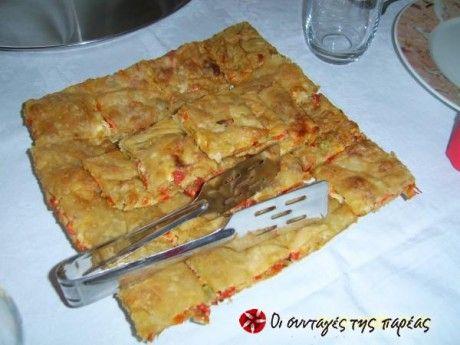 Πιπερόπιτα  Από γεύση πολύ νόστιμη, από εμφάνιση απλά υπέροχη. Δοκιμάστε αυτή την πίτα και θα με θυμηθείτε.