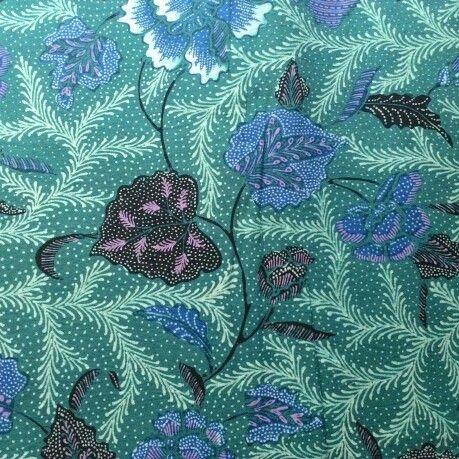 Pattern of batik. .