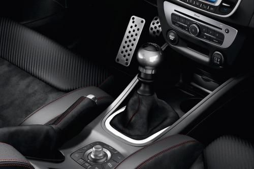 Renault Megane RS 275 Trophy interior