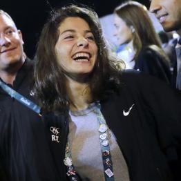 リオデジャネイロオリンピックの注目の 1 つが難民選手団の 3 選手。戦火の中から必死で生き延びて競技を続けてきた彼らを是非応援したい!リオ五輪 2016