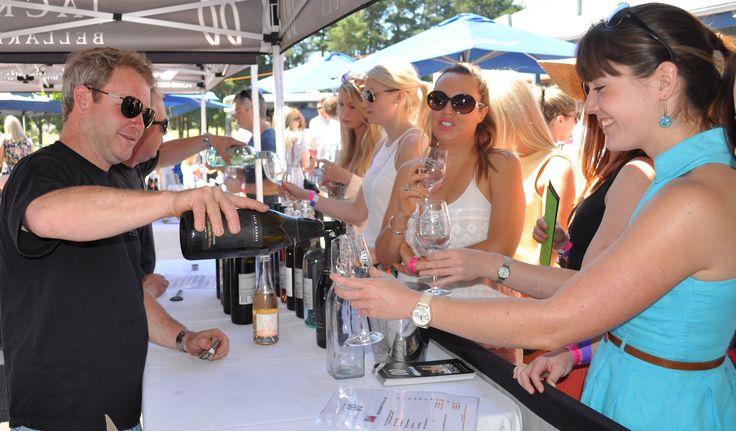 Jack Rabbit Vineyard, Winemaker Nyall Condon at Leura Park Estate, Bellarine Peninsula, Geelong, Victoria. #Toast2013