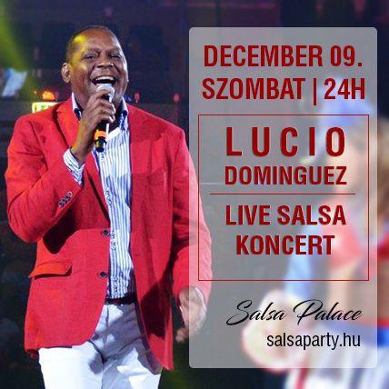 Red& White Salsa Party December 09. Szombat Salsa Palace | Casinoteca - Budapest