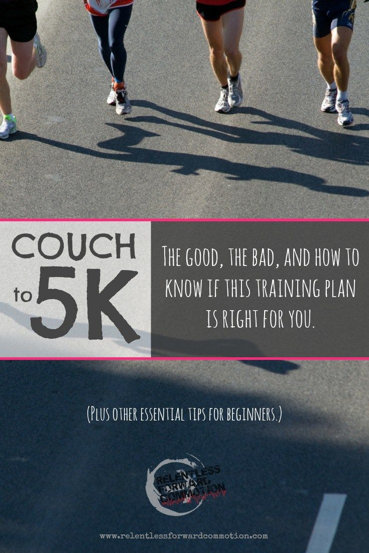 Couch To 5K The Good The Bad Amp How To Know If This