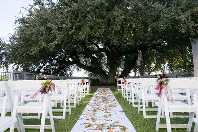 Fall Mansion Wedding in Texas, Wedding Real Weddings Gallery by WeddingWire Real Weddings 46