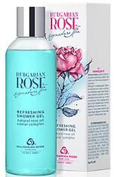 Bulgarian Rose Signature Spa - Refreshing Shower Gel 200 ml/ 7.4