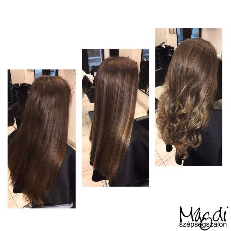 Balayage festés, ha szeretnél egy kevés színt :) Alexandra szép hajat készített! Nektek is tetszik?  #hairstyle #hair #hairfasion #haj #festetthaj #coloredhair #széphaj #szépségszalon #beautysalon #fodrász #hairdresser #ilovemyhair #ilovemyjob❤️ #hairporn #haircare #hairclip #hairstyle #hairbrained #haircut #hairsalon #hairpro #hairup #hairdye #hairstylist #haircuts #hairoftheday #hairgoals #hairideas #haircolor #hairstyles #balayage #balayageombre