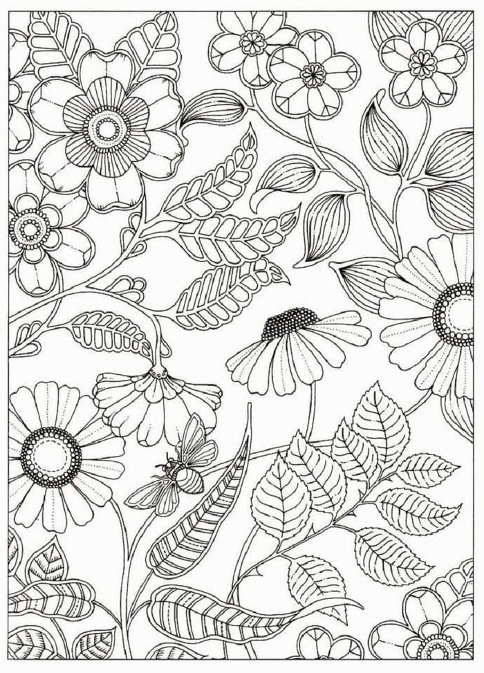 Newest Free Coloring Sheets Secret Gardens Thoughts It S Not A Magic Formula That Color Garden Coloring Pages Flower Coloring Pages Secret Garden Coloring Book