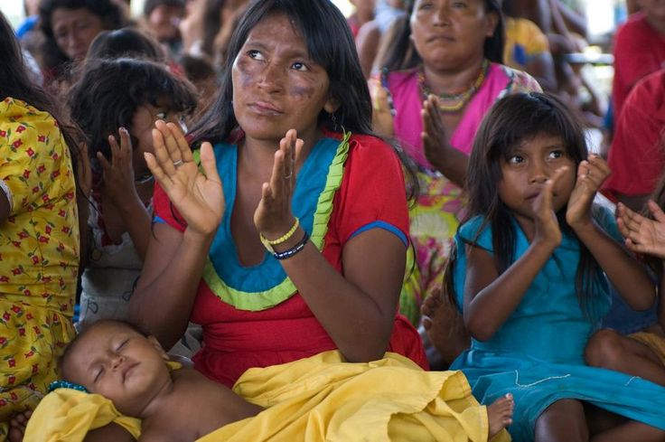Venezuela's people: This is a mother and her children ...