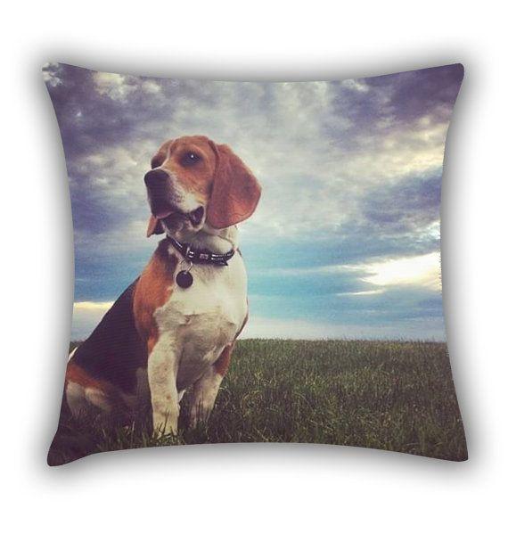 personalised pet cushions   FREE postage by PeachyArtandTreasure