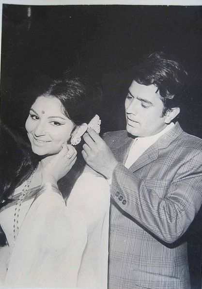 Sharmila Tagore and Rajesh Khanna First and biggest superstar is the definition of phenomenon, stardom, fame and talent no one can ever reach those heights . He was not only the real and first superstar but very talented too from romantic roles to , serious roles, thriller movie red rose and ittefaq both were excellent and his role was different in both . Innocent charming character in bawarchi , avatar, aaj ka Mla . Handsome charming king of hearts in mere sapno ki rani and full of life and…