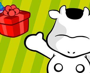 Envía postales y tarjetas de amor y amistad de Cowco, Wero, Wamba, Wippo, Wákala, Wibbit y Warache. Diviértete en la sección de juegos y descarga wallpapers, screensavers, calendarios y más contenidos divertido