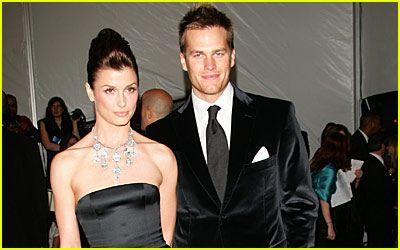 Tom Brady & Bridget Moynahan