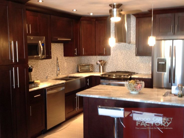 25 best ideas about discount kitchen cabinets on for Cheap maple kitchen cabinets