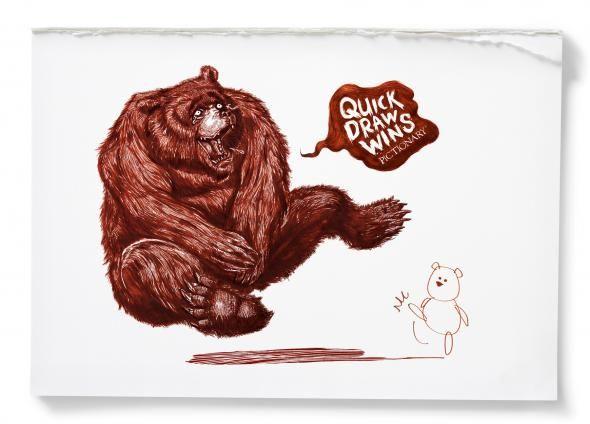 Pictionary: Bear