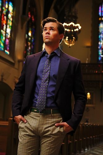 I don't think there are words to describe how much I love Andrew Rannells.