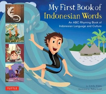 My+First+Book+of+Indonesian+Words+By+Linda+Hibbs